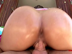 huge veiny dick stretched lubed butt hole of nasty chick lynn love