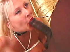 Kayla-White Mama Is CreamPie Slut For Black Cock