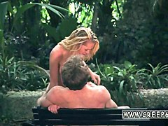 teen cunnilingus and german outdoor sex first time raylin ann is a sexy redhot blond