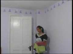 Maid Licking And Pissing