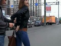 Real Public Sex Video With Redhead