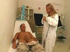 Doctor Gets Anal Exam