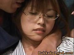 Aroused Real Asian Model Part1