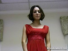 Amateur Girl Deep Throat Blow Job