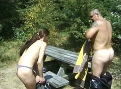 Outdoor Swinger