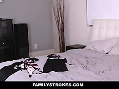 Familystrokes - Hot ###ters Tricked Into Fucking