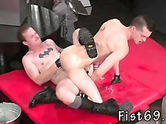 men fisting nude and boy anal fist gay switching positions,