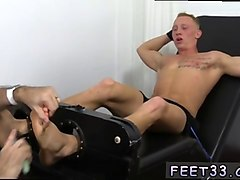 wet hot boy feet movie gay cristian tickled in the tickle chair