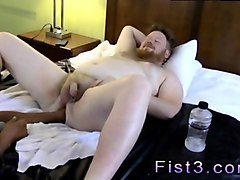 gay fist young movie sky works brocks hole with his fist