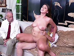 old and young rimjob gangbang ivy impresses with her gigantic knockers and ass